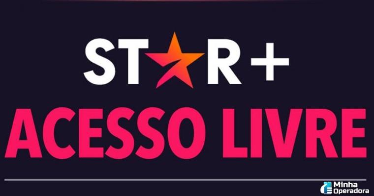 Star+ vai liberar de graça todo seu catálogo no próximo final de semana