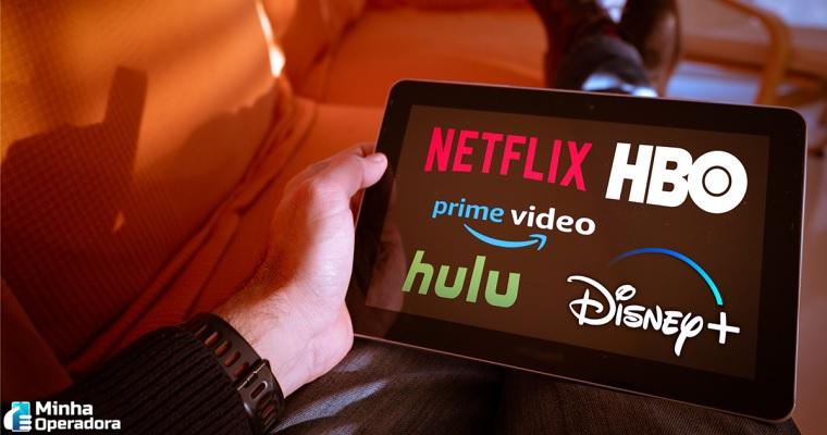 Streamings ganham destaque na loja de aplicativos do Google e da Apple