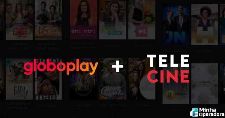 Telecine suspende aplicativo próprio e migra para o Globoplay