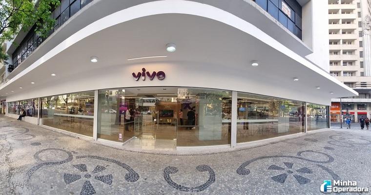 Vivo inaugura loja conceito em Belo Horizonte