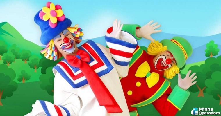 VIX Filmes e TV libera atração infantil para comemorar o Dia das Crianças